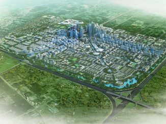 Phối cảnh dự án đất nền Đông Sài Gòn Nhơn Trạch