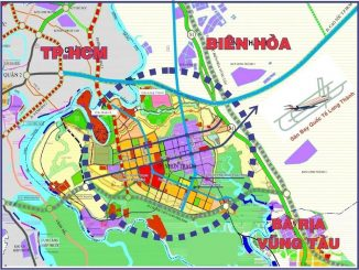 bất động sản Nhơn Trạch sẽ đón sóng đầu tư mạnh từ năm 2018