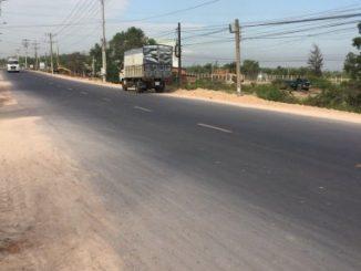 Bán đất mặt tiền đường Phạm Thái Bường Nhơn Trạch