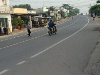 Hình ảnh thực tế lô đất xã Phú Thạnh, Nhơn Trạch