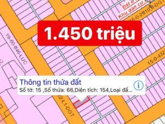 Đất tái định cư xã Phước Khánh