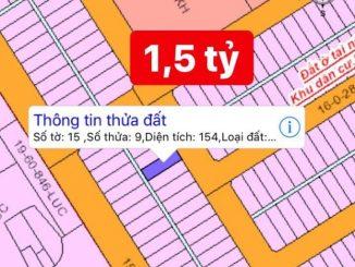 Nền đất định cư xã Phước Khánh