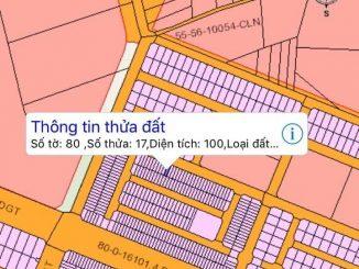 Bán đất Long Thọ gần đường lớn